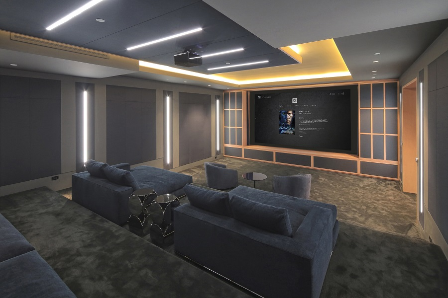 The Unexpected Benefits of a Custom Home Theater
