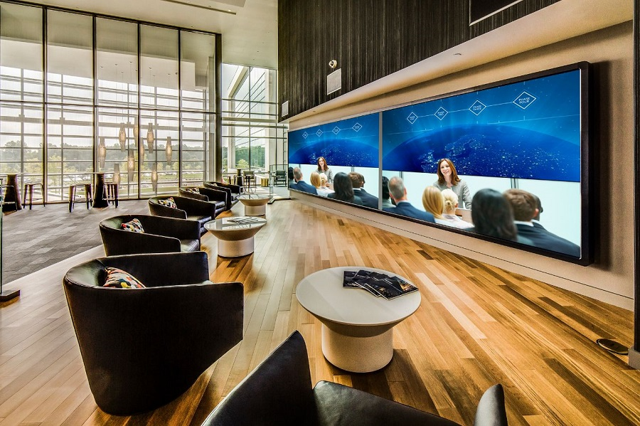 Craft a Unified Guest Experience with a Video Wall