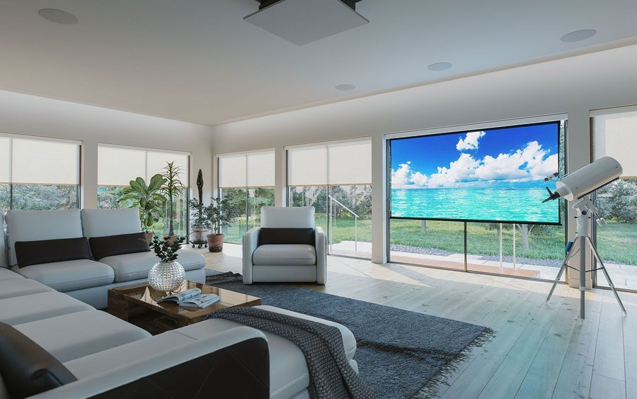 Best Home Projectors and Screens of 2020