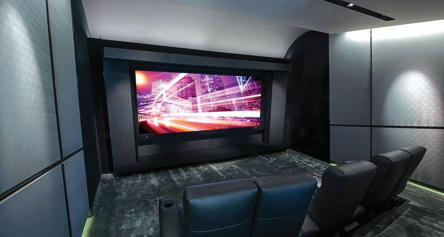 Bring the Luxurious, High-End Home Theater Experience to Your Living Space