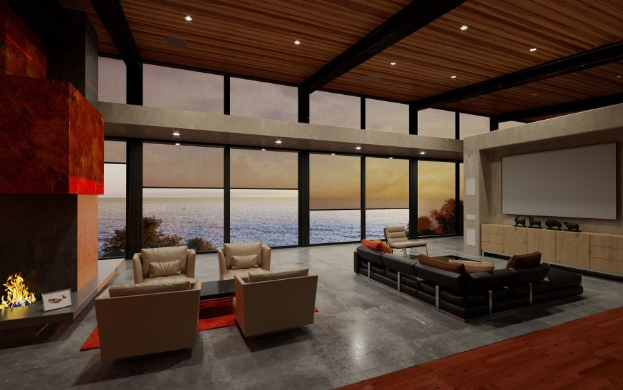 Get to Know Screen Innovations' Battery-Powered Motorized Shades