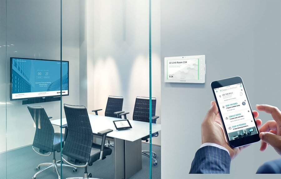 Get Your Company Up to Speed with the Latest Crestron Commercial Solutions