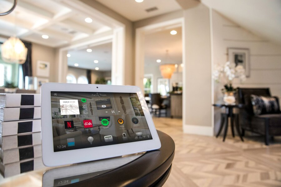 Key Components of a Full Smart Home Automation System