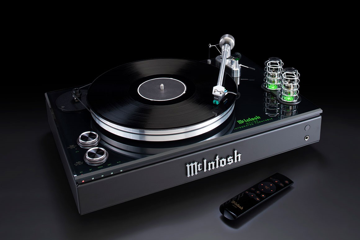 Meet McIntosh Audio's Newest Systems: The MTI100 and the RS200