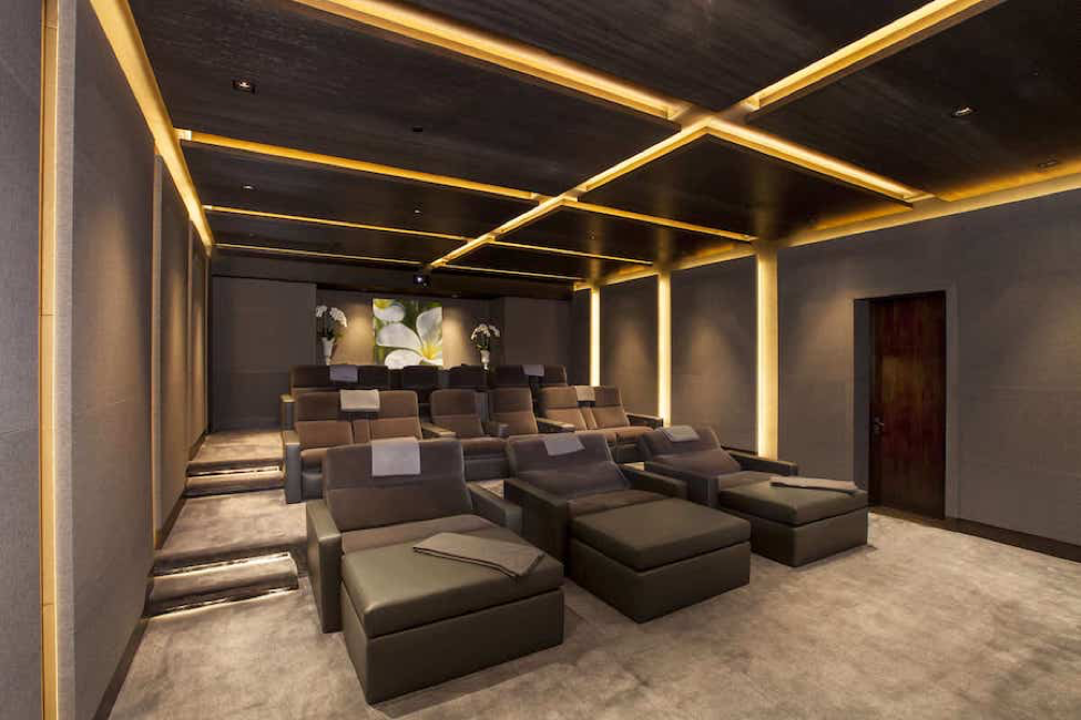 Set the Bar Higher with a Custom Home Theater Installation