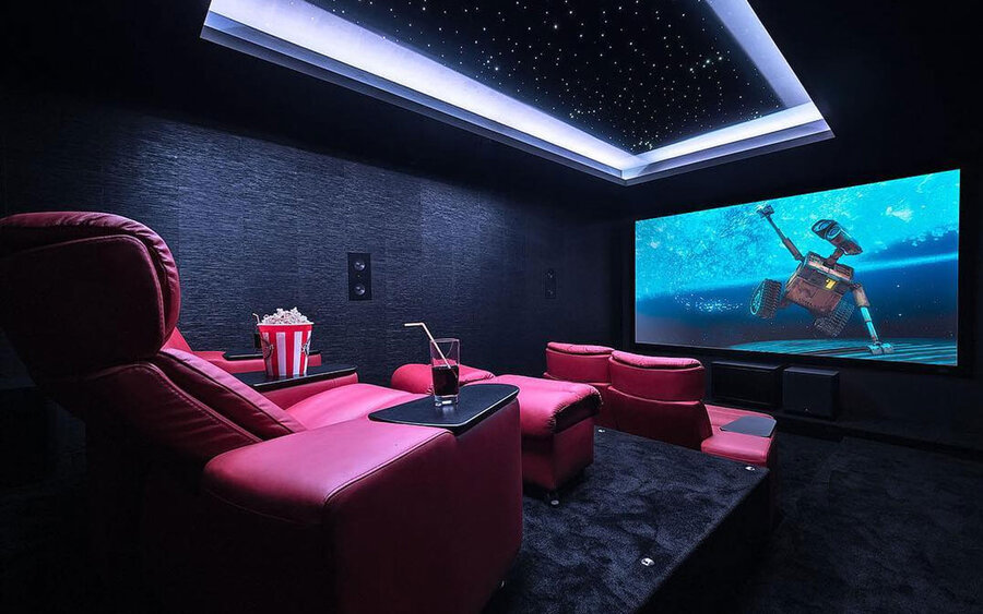 There's Never Been a Better Time to Have a Home Cinema