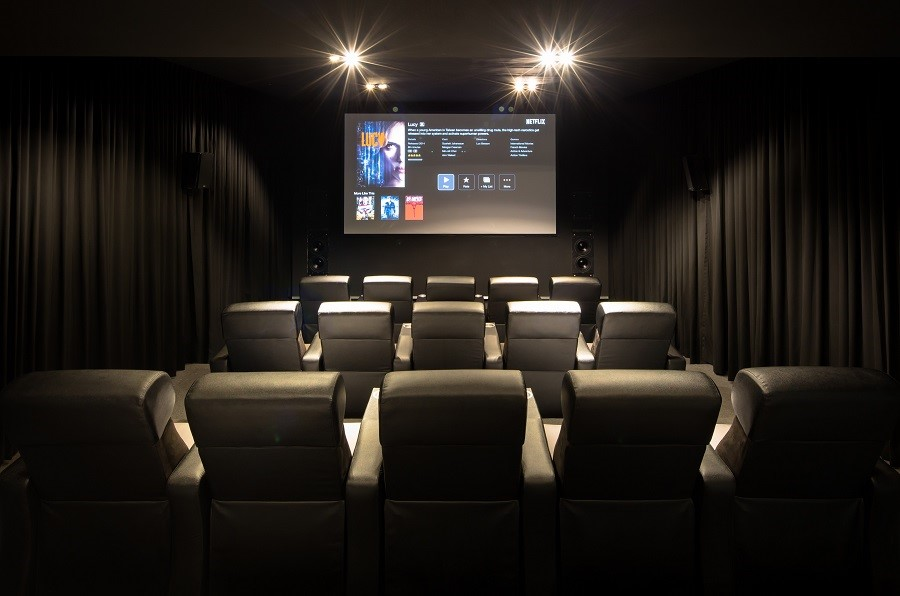 What You Need for the Ultimate Custom Home Theater